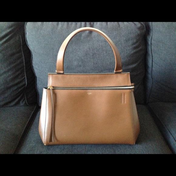 d004a117b9 Celine Handbags - Céline Medium Edge Bag